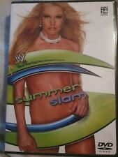 WWE SummerSlam 2003 DVD