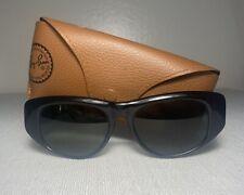 Vintage Bausch & Lomb Ray Ban W0585 Voar Black Dekko Sunglasses Made In Usa