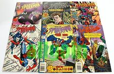 Lotto 6 Albi WEB OF SPIDER-MAN Marvel USA 1994 Mixed Lot