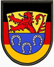 Wappen von Pfungstadt, Aufnäher ,Pin, Aufbügler
