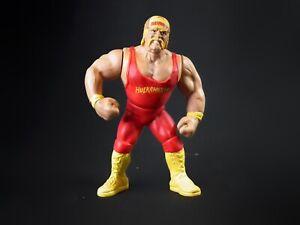 WWE WWF HASBRO CUSTOM MAIL AWAY HULK HOGAN WRESTLING ACTION FIGURE