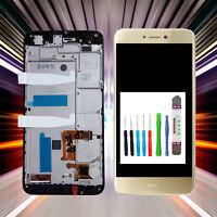 Original Huawei Display GR3 TAG-L01, TAG-L03 Scheibe gold LCD+Touchscreen+Rahmen