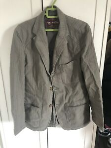 Marlboro Classics Blazer Jacket Green Size 44