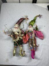 2Mark Roberts Fairies One Fairy Of Miracles Fairy And One Rainbow Fairy