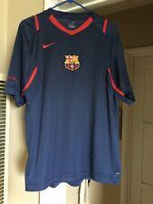FC Barcelona Team Soccer Training Jersey - Nike Men's Size Large