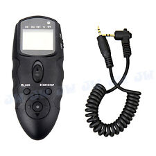 JJC Infrared Timer Remote For Canon EOS 1100D 550D 60D G1X MARK II G16 Kiss X7i