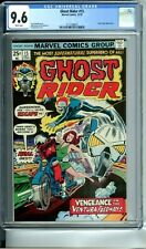 GHOST RIDER 15 CGC 9.6 WHITE PAGES KAREN PAGE appearance 12/75 Marvel Comics
