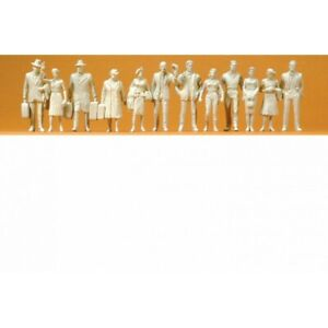 Preiser I 63000 - Reisende und Passanten (1:32)   Neuware