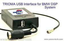 DSP BMW USB mp3 Interface id3-text, trioma FLIP, e38, e39, z4, x3, x5, mp3