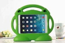 iPad 2/3/4 Gen Case for Tablet 9.7 Inch MUZE Silicone Foam Stand w/Handle  Green