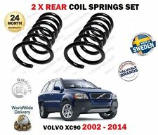 FOR VOLVO XC90 2.5 T 2.9 T6 D3 D5 AWD 2002-2014 NEW 2 X REAR COIL SPRINGS SET