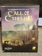 Call of Cthulhu Keeper Screen 7th Edition Chaosium Roleplaying RPG Game Aid New!