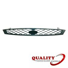 Front Top Centre Bumper Grille Black Ford Focus 2002-2005 Brand New High Quality