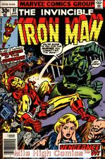 IRON MAN  (1968 Series)  (INVINCIBLE IRON MAN)(MARVEL) #97 Very Fine Comics Book