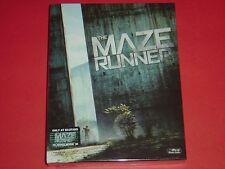 The Maze Runner Blu-Ray Steelbook BluFans Extremely Ltd Full-Slip Ed. NO 245/500