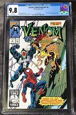 Venom: Lethal Protector #4 (Marvel Comics, 5/93) CGC Graded 9.8 🔥