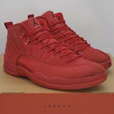 Air Jordan 12 XII Retro Gym Red Black w/ OG Box 130690-601 Size 10.5 Mid High