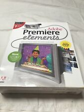 Adobe Premiere Elements Windows XP