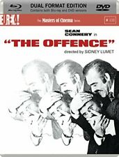 The Offence (1972) [Masters of Cinema] Dual Format (Blu-ray and DVD)[Region 2]