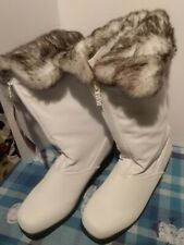 Ladies Boots Size 8 Wide Chromatics Thermo Lite By Totes