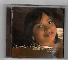 (IM558) Twinkie Clark, Home Once Again: Live In Detroit - 2004 CD