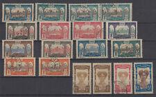 Gabun 1910, kleiner Posten, gestempelt