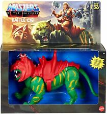 MATTEL BATTLE CAT 14 CM MASTERS OF THE UNIVERSE ORIGINS