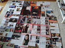 Große Sammlung   Berichte/Clippings  Alias - Die Agentin  Jennifer Garner