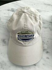 Vintage SAGE fly fishing cap
