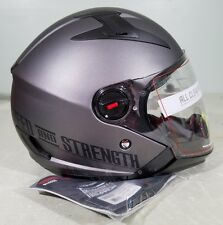 Speed and Strength Helmet SS2210 Spin Doctor Titanium XXL 87-1342