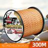 8 Braided fishing line 300m Super Strong Japan Multifilament PE braid Spot Line