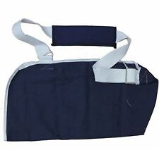 Blue Breathable Mesh Shoulder Arm Sling Arm Fractures Wrist Suppo Surgery Broke