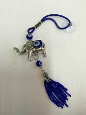 Elephant Evil Eye Amulet Wall & Car Hanging Home Ornaments