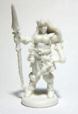1 x BREGAN VALKYRIE warrior - BONES REAPER figurine miniature rpg d&d 77489