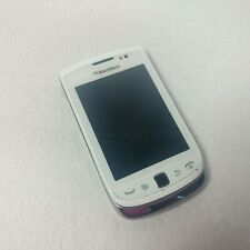 BlackBerry Torch white Cell Phone Smart Phone Slider Phone NON WORKING