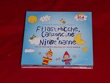 Filastrocche, Canzoncine E Ninne Nanne 3cd 2011