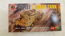 AIRFIX 1:72 M3 Lee/Grant Tank Model Kit #01317 Entièrement neuf dans sa boîte FACTORY-Boîte scellée