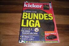 KICKER SONDERHEFT: BUNDESLIGA 2012/2013 -- Meister Borussia Dortmund