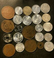 Old China Coin Lot - 1750-PRESENT - 23 Excellent Coins - Lot #N18