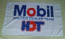 Mobil Oil Gas Flag 3' X 5'  Indoor / Outdoor Man Cave Service Station Flag #129