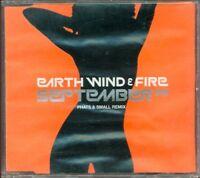 Earth Wind & Fire - September 99 Phats & Small Remix Cd Sigillato Spedito in 48H