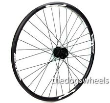 "Trubuild 26"" MTB Rear Wheel 12mm x 142mm Bolt Through Formula Hub Disc Brake"