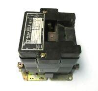 Square D Contactor/Starter Size 3, 50Hp Class 8502 SE02 (Coil) .. ZAA-137