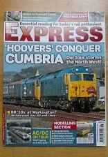 Rail express magazine no 265 June 2018.