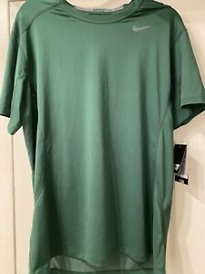NWT! Men's, Nike Pro Combat Dri-Fit Base Layer - Size XL - Dark Green ($50)