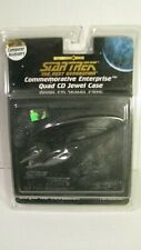Star Trek Next Generation collectable Cd case 1997