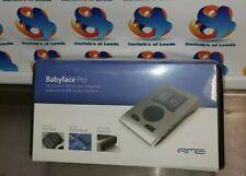 RME Babyface Pro 24-Channel 192 kHz bus-powered USB audio interface (M)