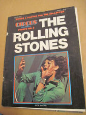 OLD ROLLING STONES CIRCUS PINUP #2 MAGAZINE ROCK MUSICAL ARTIST