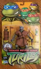 SPLINTER Teenage Mutant Ninja Turtles Action Figure TMNT Playmates 2002 NIP