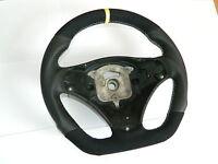 Lenkrad Abgeflacht Steering Wheel Alcantara passend bei BMW 1er 3er E90 E92 E93
